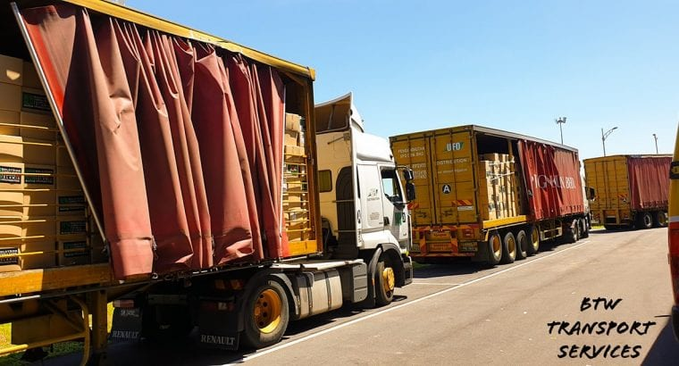 Truck / lorry transportation