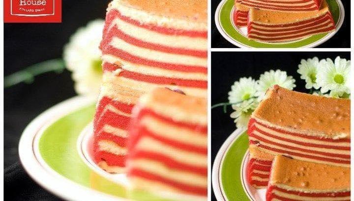 Lapis Strawberry Cheese