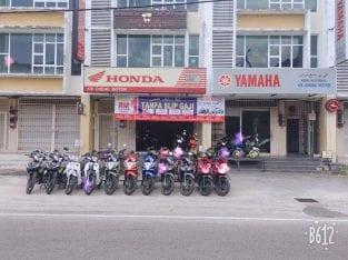 Peneraju harga termuroh motosikal di Kelantan