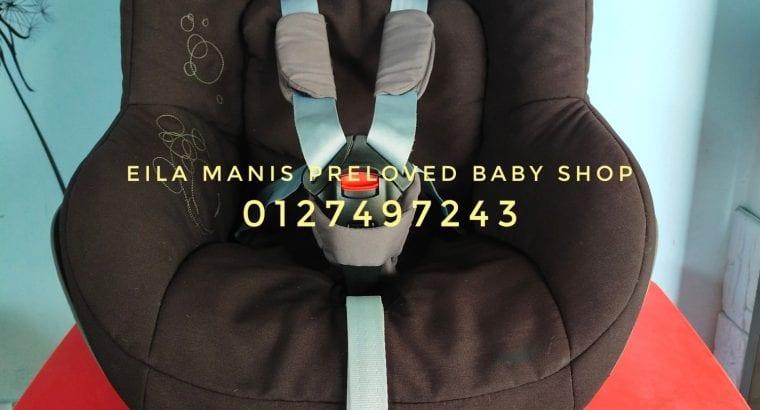 Maxi-Cosi – Pearl Car Seat – Black