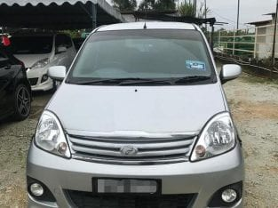 2012 PERODUA VIVA ELITE 1.0 MANUAL