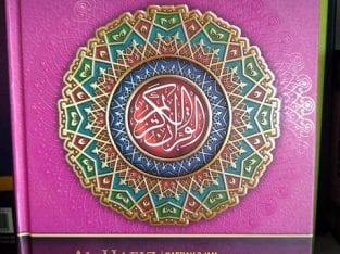 Al-Quran Al-Hafiz Kaedah Mudah dan Cepat Menghafal Al-Quran