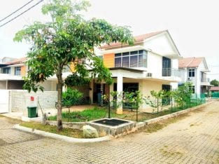 Double Storey End lot KotaSas P3, Kuantan
