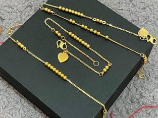 RT Leola Half Ball Bracelet