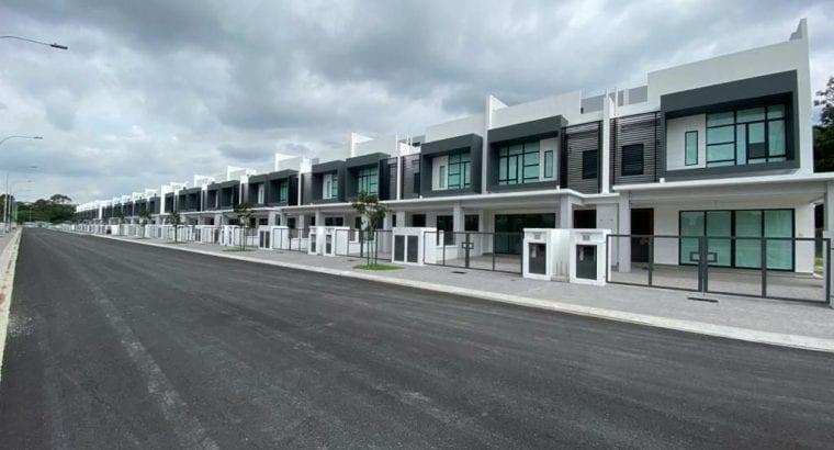 2 Storey Terrace House, Residensi Sg Purun Bangi / Semenyih