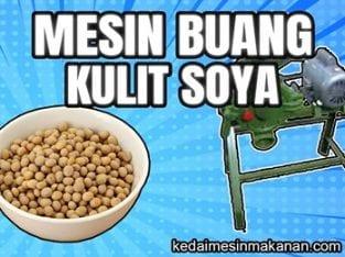 Mesin Buang Kulit Kacang Soya PMJ