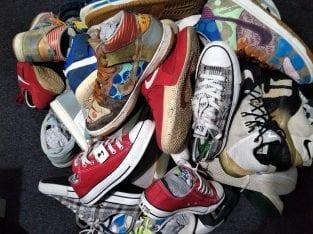 Sports Sneakers Harga Mampu Milik