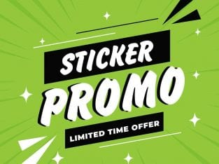 Sticker Promotion