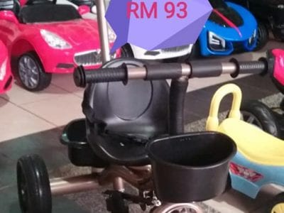 tricycle with Handlle