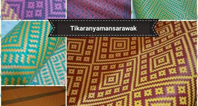 Tikar Anyaman Sarawak