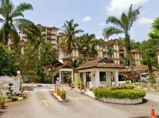 Villaria Condominium, Ampang