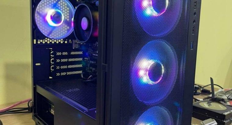 AMD RYZEN APU E-Sport PC Build