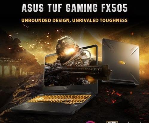 (New) Asus TUF FX505D-DBQ234T