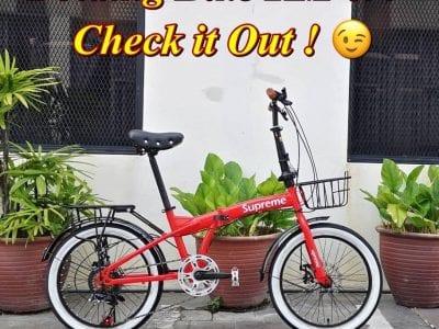 Tawaran Basikal Lipat!