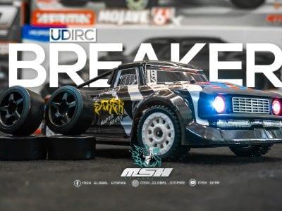 UDIRC BREAKER 1:16 SCALE
