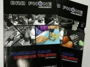 Buku Repair Brophone
