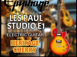 Epiphone Les Paul Studio E1 Heritage Cherry