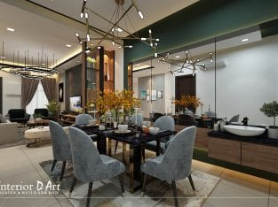 Interior design consultation services