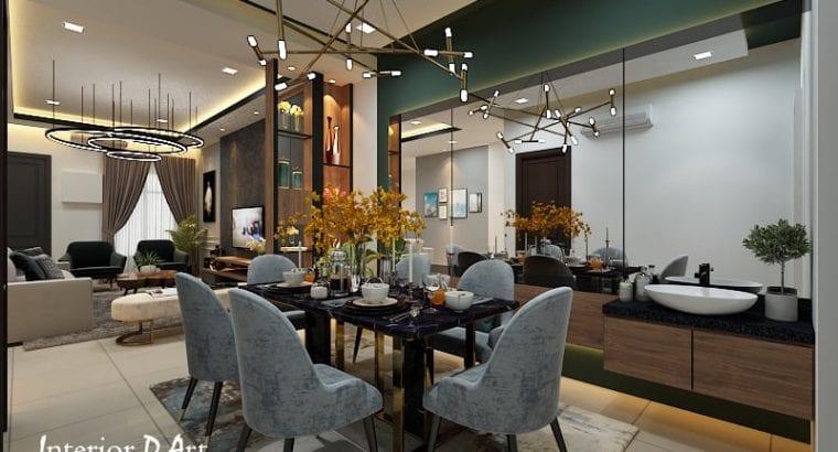 Interior design consultation services