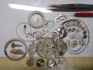 Service Jam Tangan Automatic [Vintage] Lama & Baru