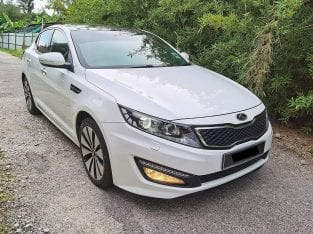 KIA_ OPTIMA K5 2.0 (A) GENUINE YEAR 2012