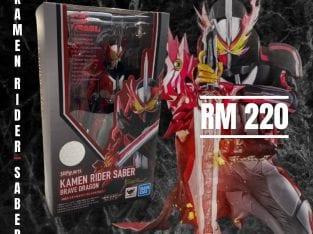 SHF Kamen Rider Saber Brave Dragon