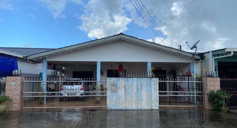 Taman Malihah Single Storey Intermediate Corner