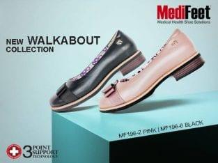 Promosi kasut Medifeet masih berjalan lagi