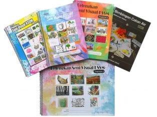 Modul Pelengkap Seni Visual Tingkatan 1,2,3,4