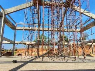 Sumbangan Pembinaan Masjid 2Tingkat dan kerja-kerja berkaitan Di Pondok Tahfiz Raudhatul Jannah
