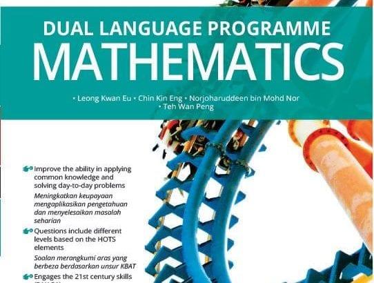 Dual Language Programme Activity Book Mathematics Form 3