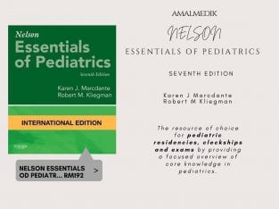 Nelson Essentials of Pediatrics 7th Edition