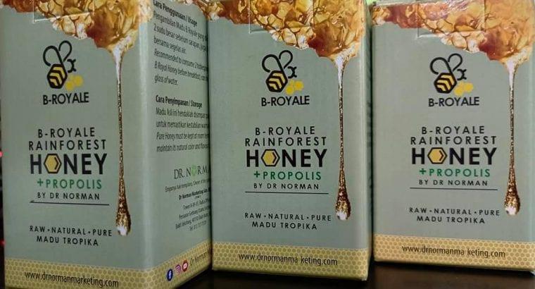 B-Royale Rainforest Honey + Propolis
