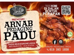 Daging Perap Arnab