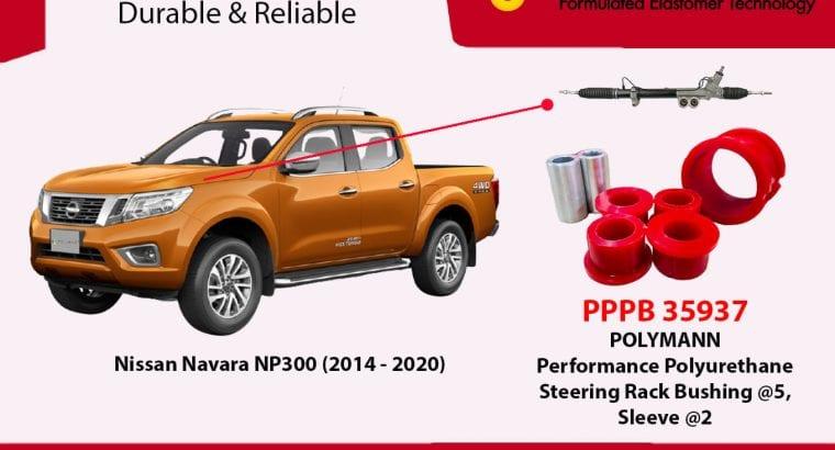 Polymann Performance Polyurethane Bushings Kit