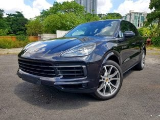 Porsche Cayenne 3.0 V6 Twin Turbo New Model