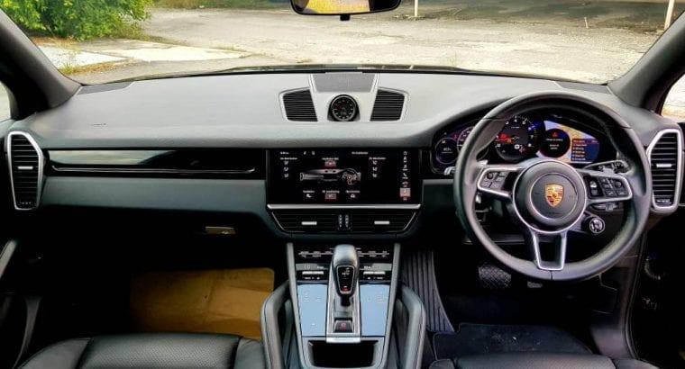 Porsche Cayenne 3.0 V6 Twin Turbo New Model