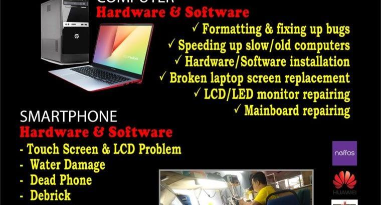 Printer Repairs & Service