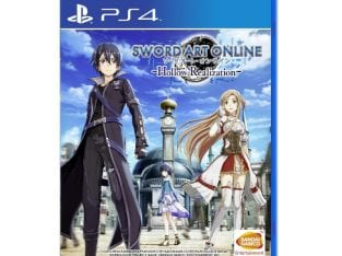 (PS4) Sword Art Online: Hollow Realization (ENG)