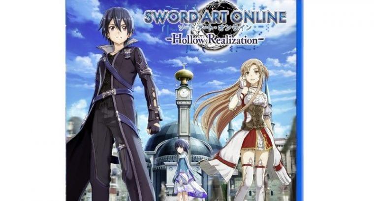 (PS4) Sword Art Online: Hollow Realization (ENG)