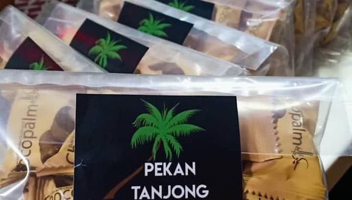 Kurma Salut Cokelat / Dates Coated Chocolate