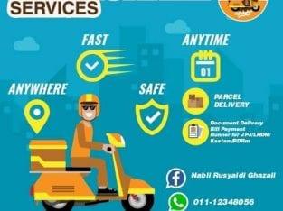 Nab Runner Services Kuala Lumpur dan Selangor