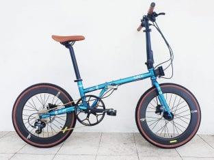 TECC Flizz. Basikal Lipat penuh kasih sayang
