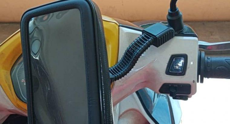 PHONE HOLDER MOTOR