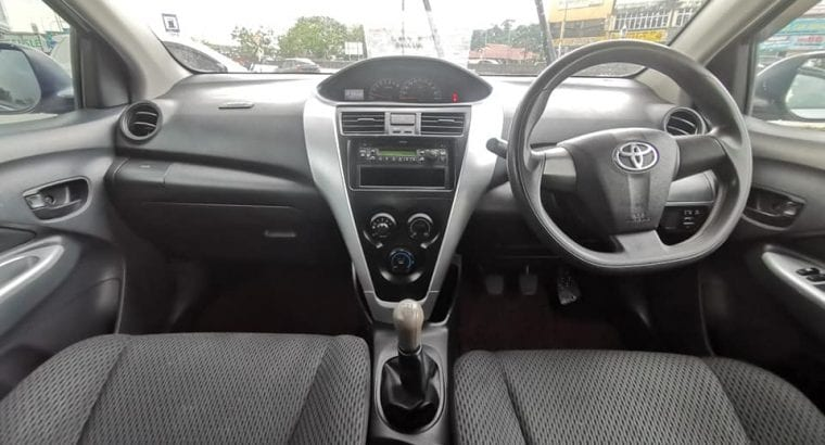 2010 Toyota Vios 1.5 Manual