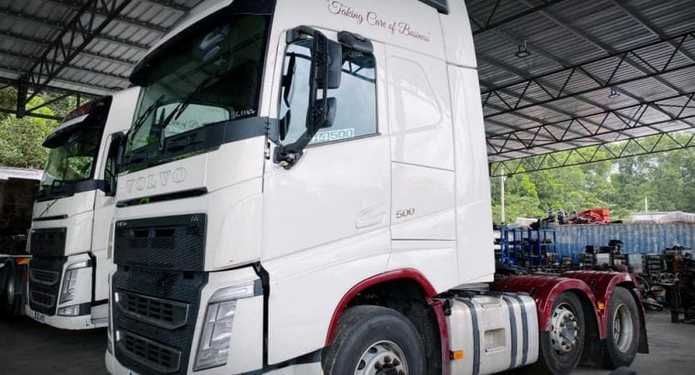 Volvo FH4 available for sale