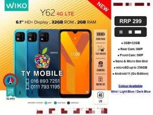 WIKO Y62 ( 4G )
