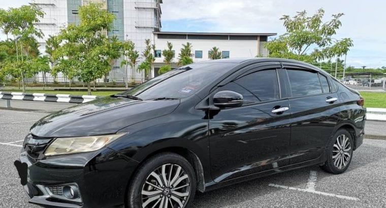 Honda City 1.5 V Spec. Tahun 2014