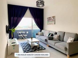 DHIA MUSLIM HOMESTAY Cameron Highlands