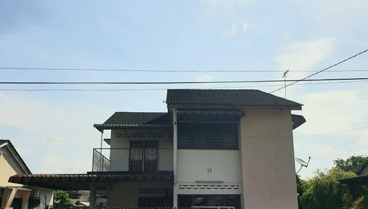 Double Storey Bungalow House For Sale